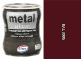 Vitex Heavy Metal Silikon - alkyd RAL 3005 750ml